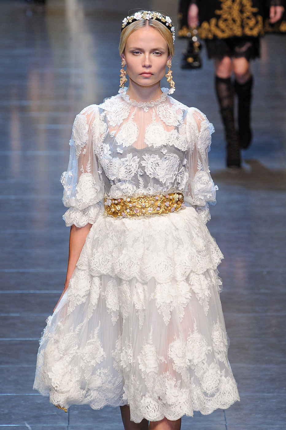 Dolce&Gabbana Fall/Winter 2012