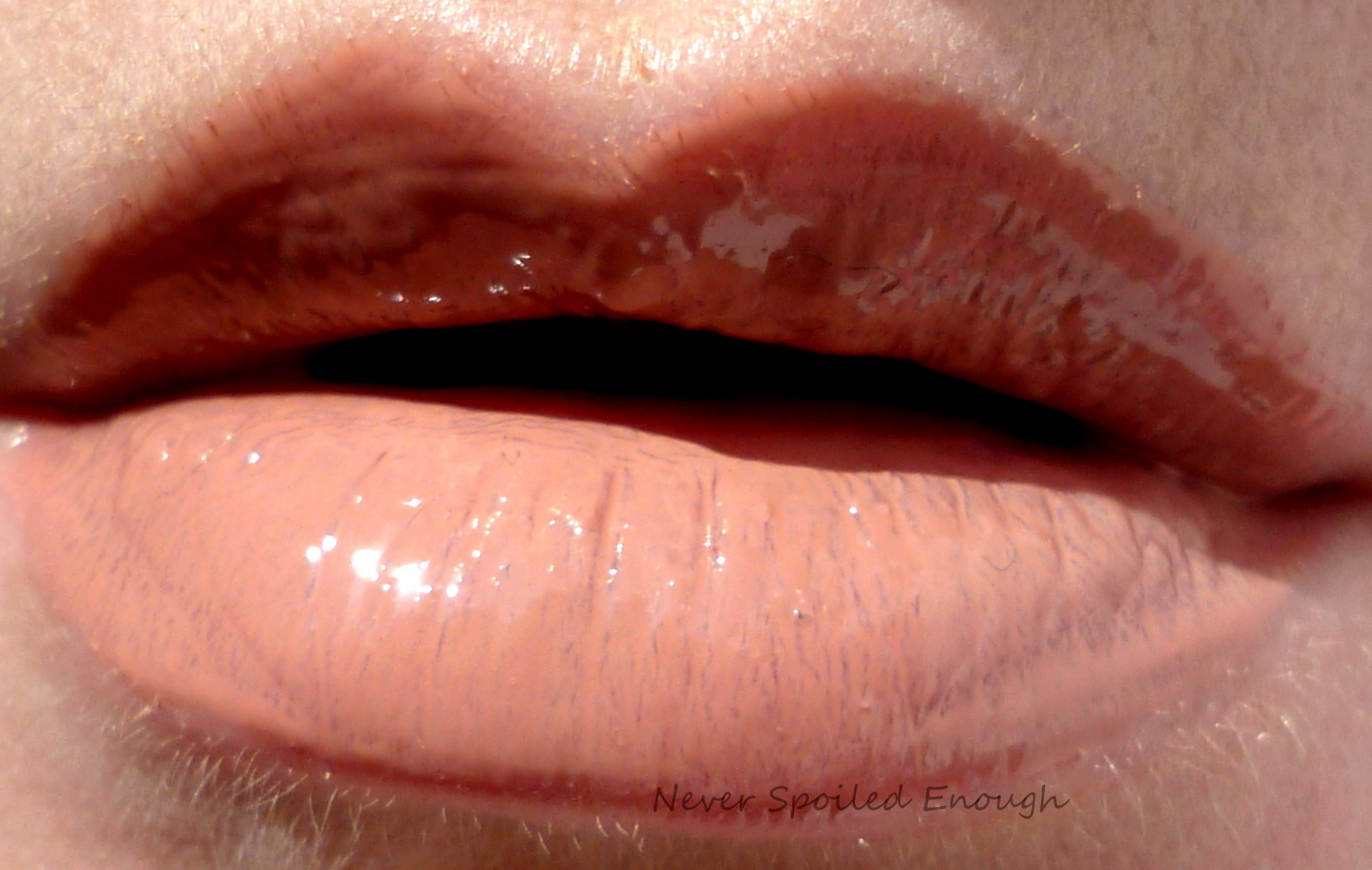 Nyx Tanned Lip Gloss Shine