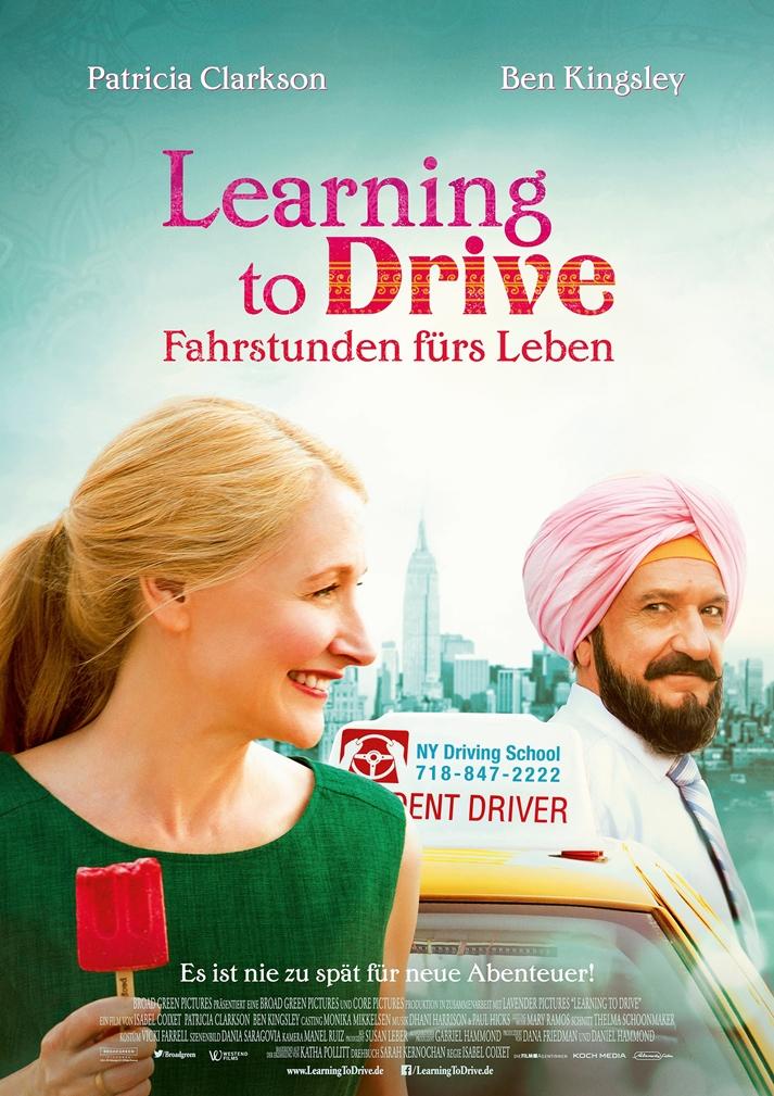 Póster: Aprendiendo a conducir