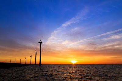 produccion energia eolica españa