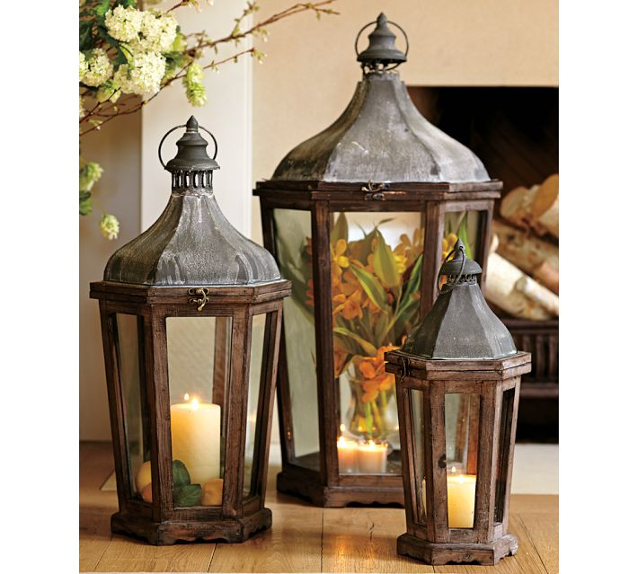 decorative lantern roundup driven by decor