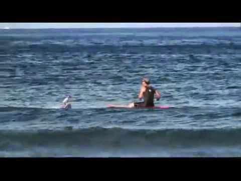 RC Surfer Trolls Real Surfer Video
