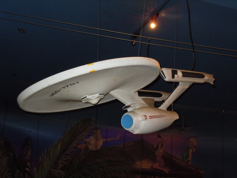 Star Trek Motion Picture Starship Enterprise model