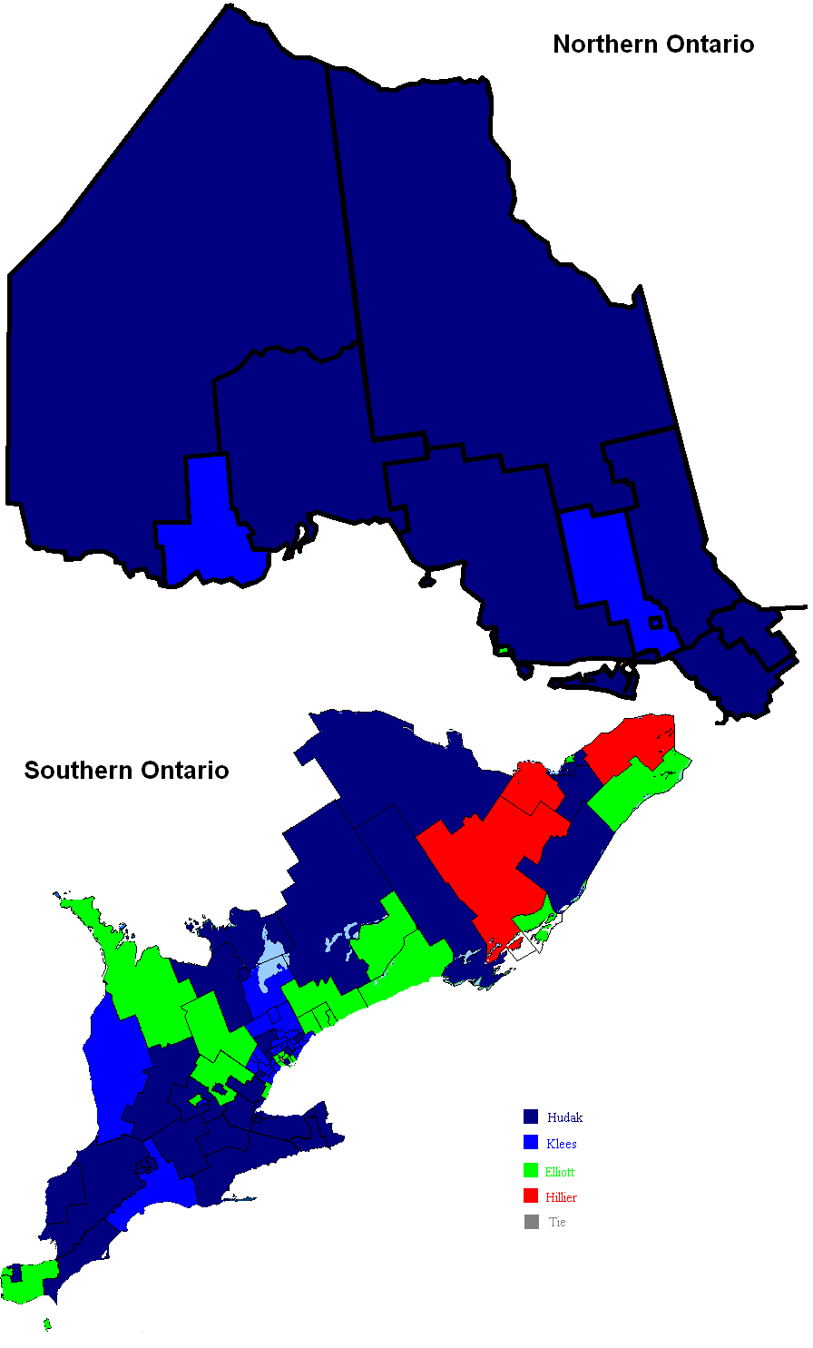 long time readers will remember when i did some fairly in depth coverage of the 2009 ontario pc leadership race i was reading over some blog posts from