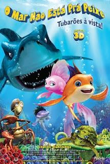 O Mar Não Está Prá Peixe 2 – Tubarões à Vista – Dublado