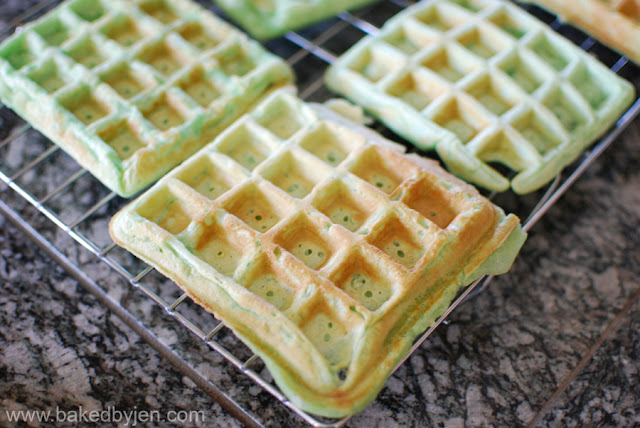 how to make vietnamese waffles