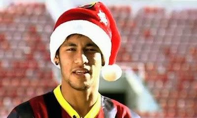 Neymar Jr. les desea...