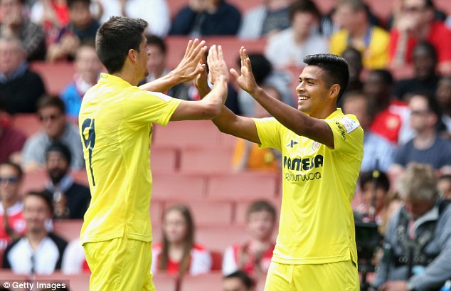 Highlights Wolfsburg 1 – 2 Villarreal (Emirates Cup)