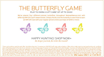 Click to view this landing page for an Apr. 5, 2011 Neiman Marcus email full-sized