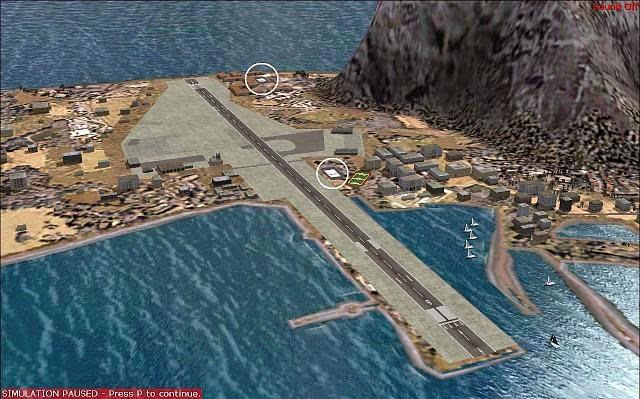 Aeroporto Gibilterra : Flysimreal aeroporti più pericolosi al mondo most