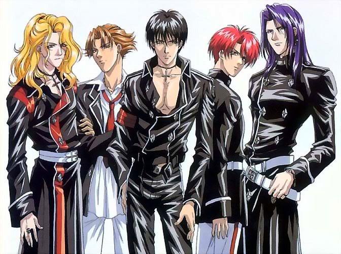JK's Wing: Kaikan Phrase Anime review