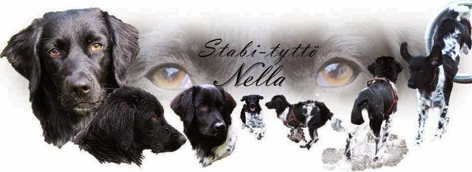 Stabi-tyttö Nella