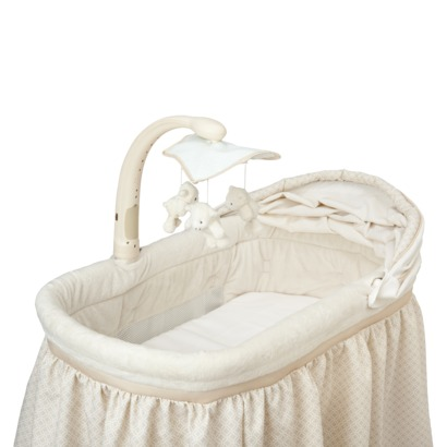 Bassinet Elite Espresso Latte1