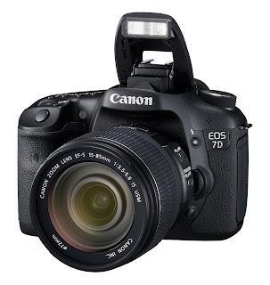 Harga Canon EOS 7D dan Spesifikasi | Harga Kamera DSLR