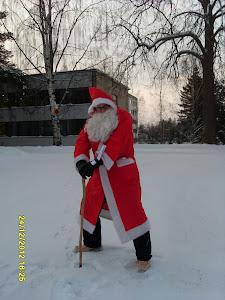 Joulupukkipalvelu Pirkkala yhteisin aikatauluin - Tarkista sopiiko aikataulumme yhteen?