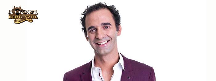 "Paulo Freitas do Amaral é concorrente ""Famoso"" de 'A Quinta'."
