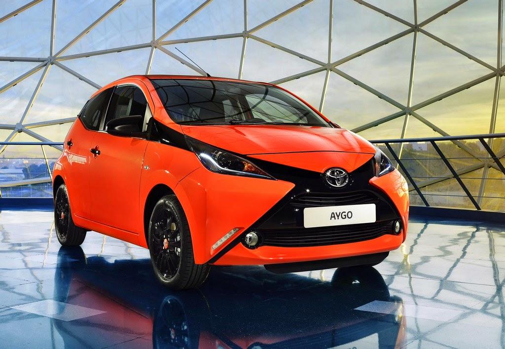 Prezzo Nuova Toyota Aygo promozione marzo 2015