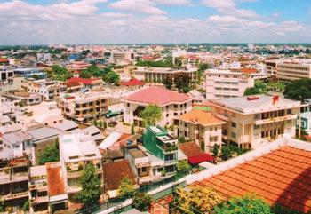 Một góc thành phố Cần Thơ