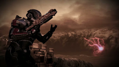 Latest Mass Effect 3 Info from Game Informer
