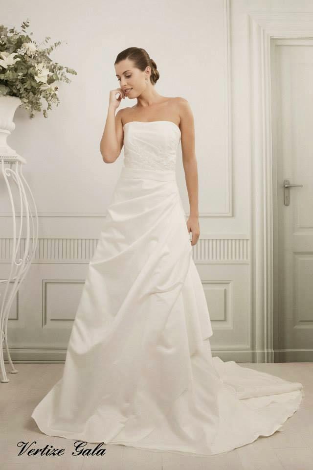 vertize gala couture 2015: vestidos de novia a partir de 200 euros