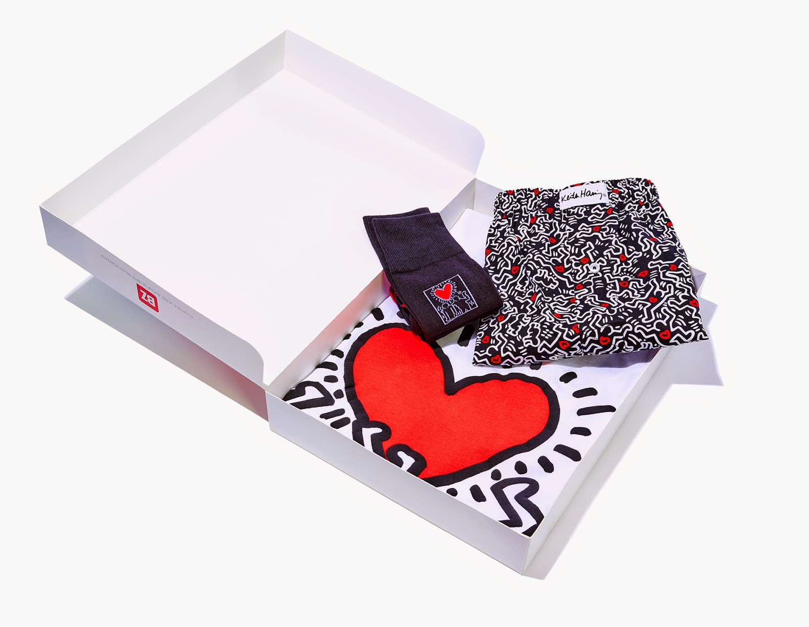 les gar ons aux foulards keith haring with love le jeu concours. Black Bedroom Furniture Sets. Home Design Ideas