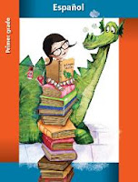 libro de texto español primer grado primaria