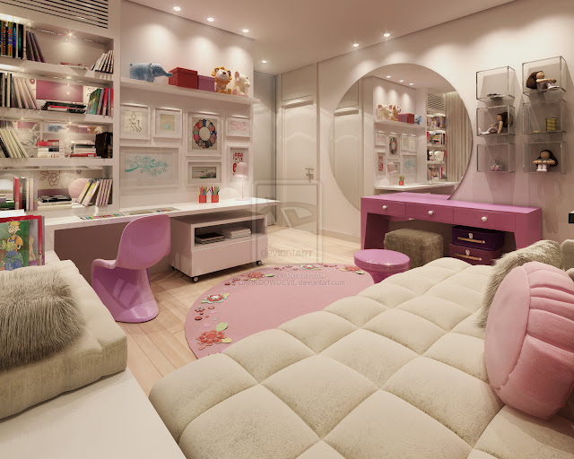 Design Girls Bedroom