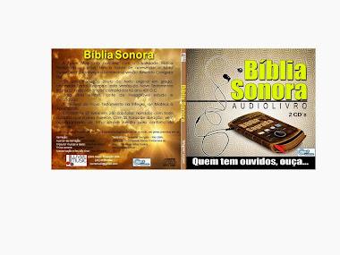 Bíblia Sonora - Nova Capa