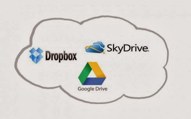 Pilihan Layanan Cloud Storage Untuk Android