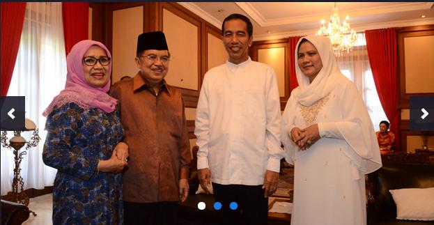 Kantor Transisi Jokowi Jusuf Kalla