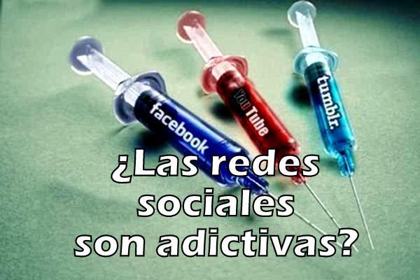 ¿Las redes sociales son adictivas?