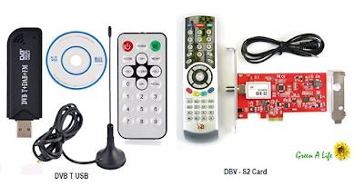 Mengenal DVB Card dan kegunaannya