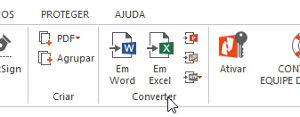 Converter PDF para Word doc Grátis