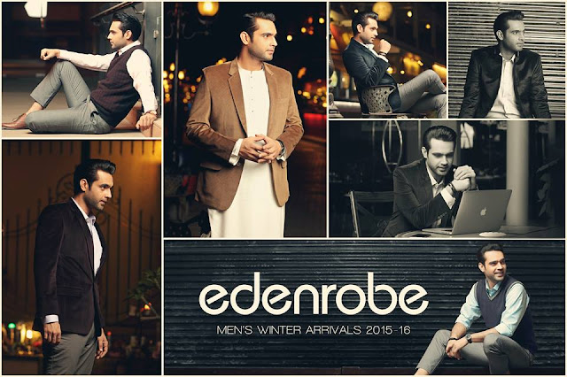 Eden Robe Men's Winter Arrivals 2016-2017