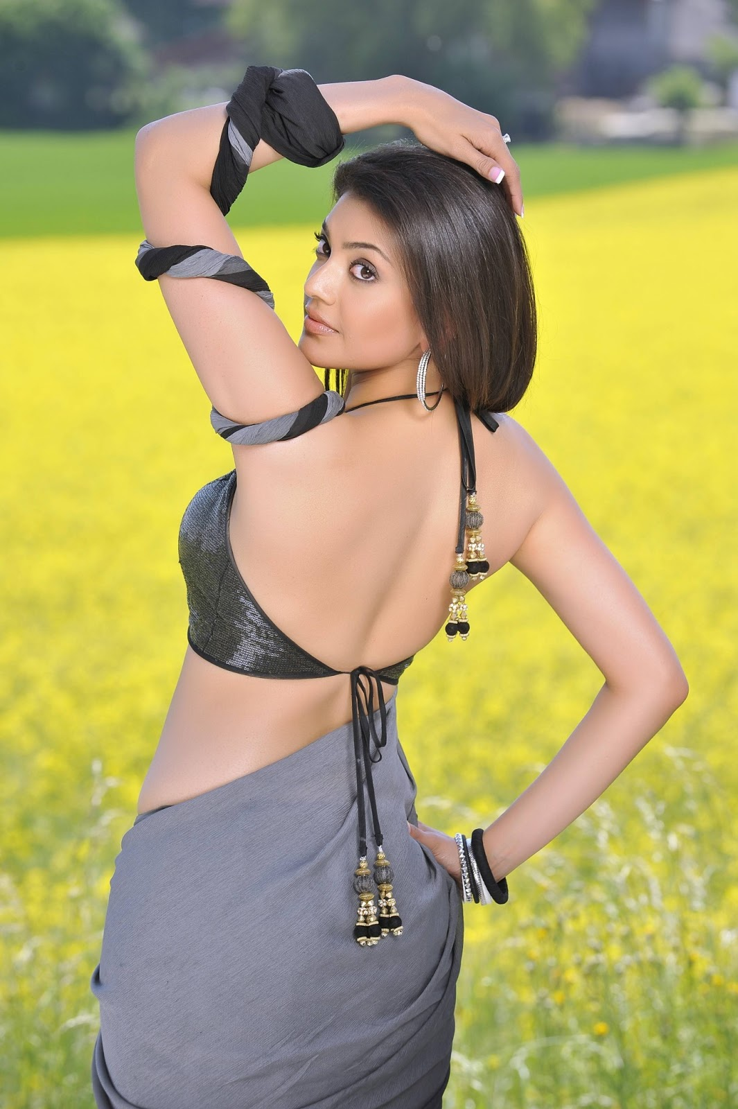 South Actress Kajal Agarwal Hot Stills