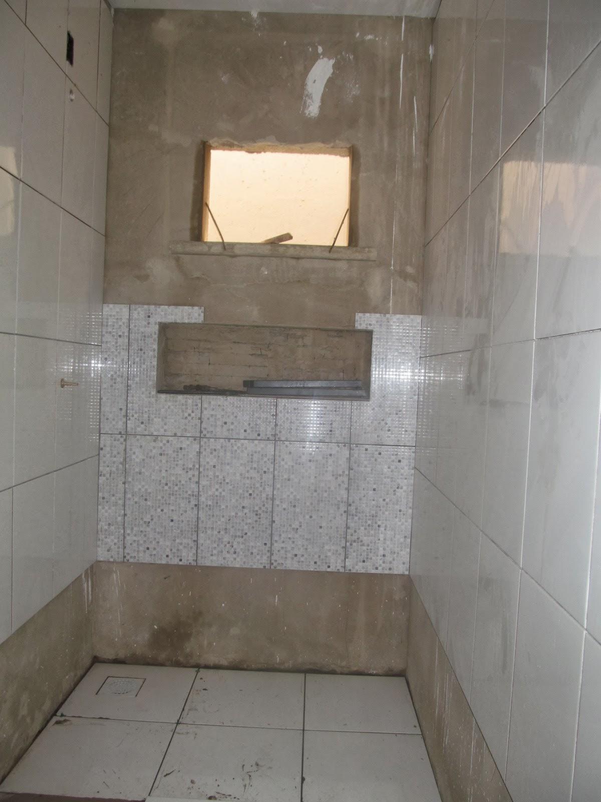 Construindo Minha Casa Minha Vida : Novembro 2013 #7C6550 1200x1600 Azulejo Banheiro Tamanho