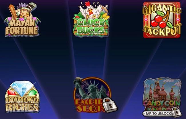 Levels of Slot Machines