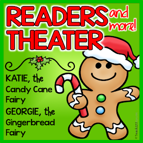 Gingerbread Readers Theater