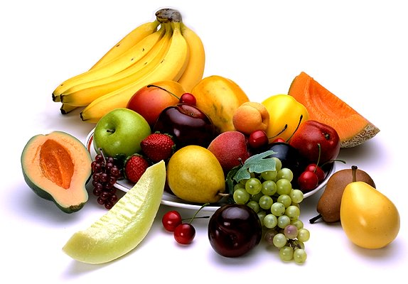 images of fruits and veggies. of fruits and vegetables a