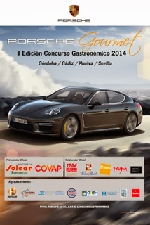 "II EDICIÓN DEL CONCURSO GASTRONÓMICO ""PORSCHE GOURMET"""