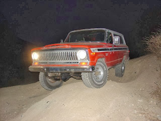 Automotive database jeep 1974 cherokee s in action fandeluxe Images