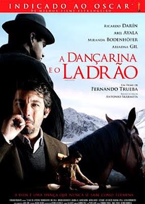 Filme Poster A Dançarina e o Ladrão DVDRip XviD Dual Audio & RMVB Dublado