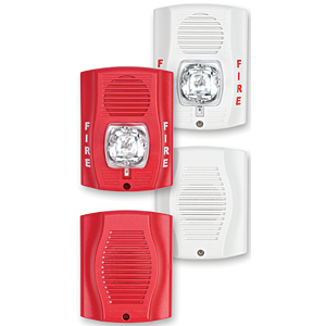 Low frequency sounders for fire alarms in sleeping areas