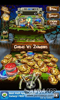 Coins VS Zombies Pro Full For Android   Free Dowload