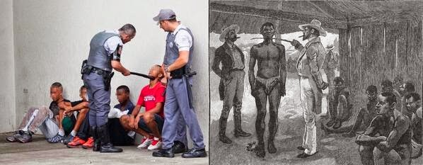 Racism Of Yesterday And Today
