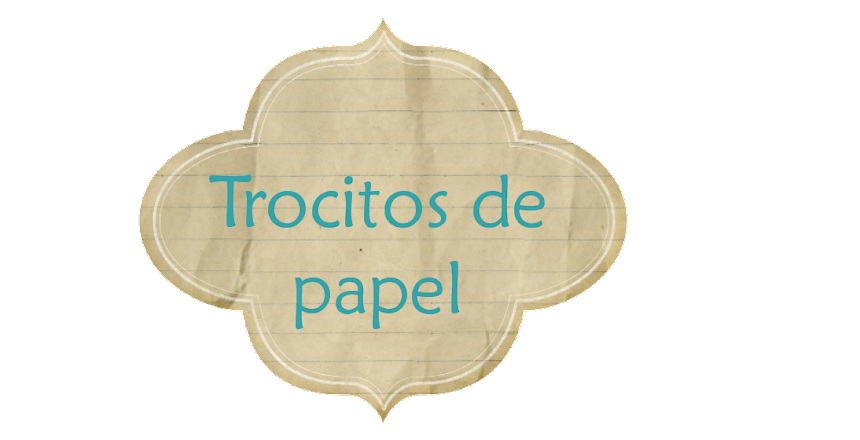 Trocitos de papel