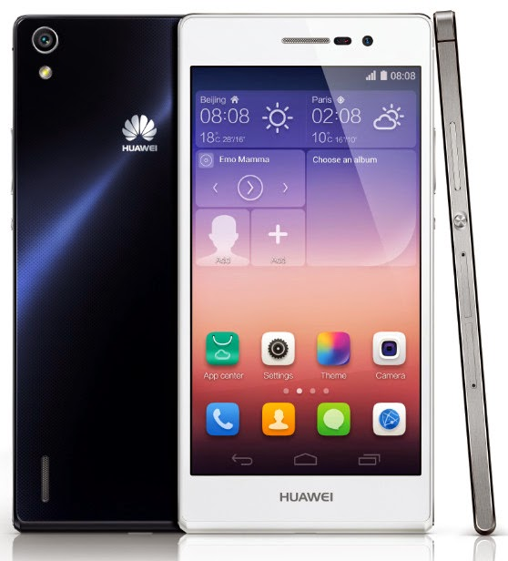 Huawei Ascend P7, Huawei Ascend P7 Philippines