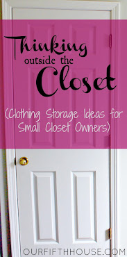 thinking outside the closet