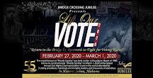 SELMA BRIDGE CROSSING JUBILEE 2020: FEBRUARY 28-MARCH 1, 2020