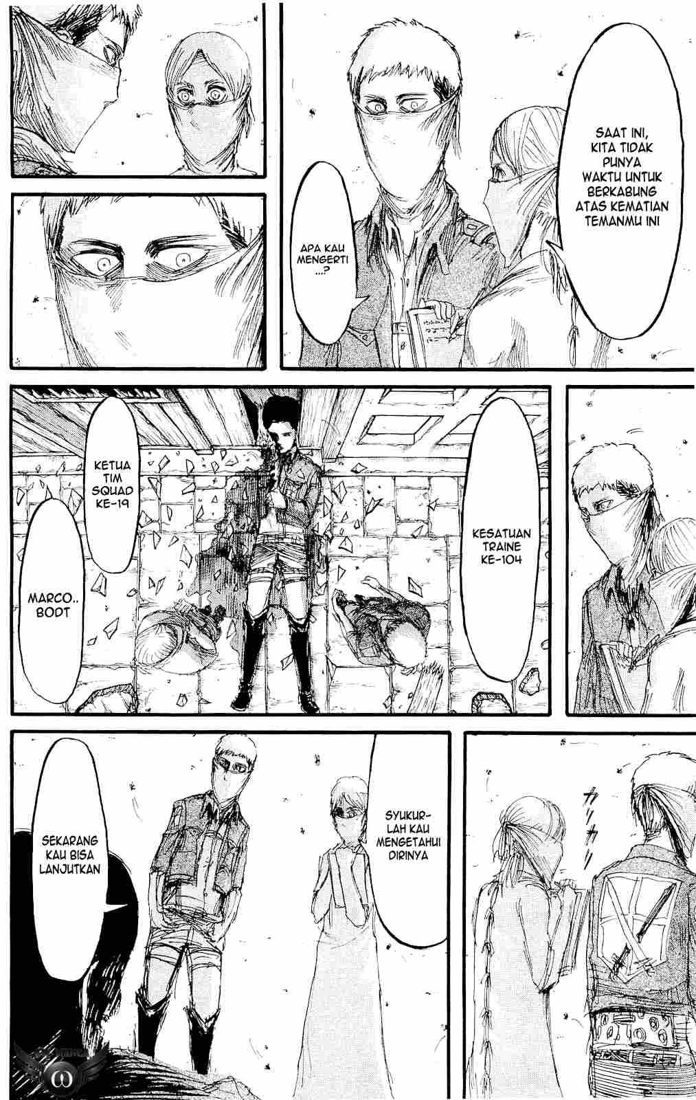 Komik shingeki no kyojin 018 - sekarang apa yang harus dilakukan 19 Indonesia shingeki no kyojin 018 - sekarang apa yang harus dilakukan Terbaru 21|Baca Manga Komik Indonesia|